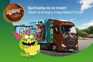 Wawel rusza z interaktywnym truckiem po Polsce