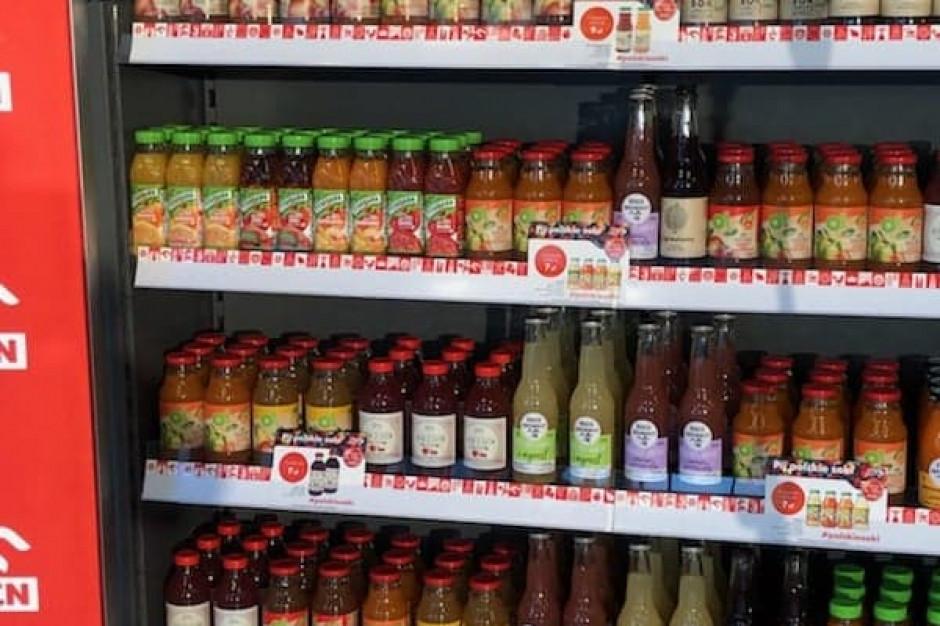 PKN Orlen rozszerza ofertę soków w ramach akcji