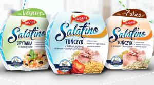 "Salatino rusza z nową kampanią reklamową ""W moim tempie"""