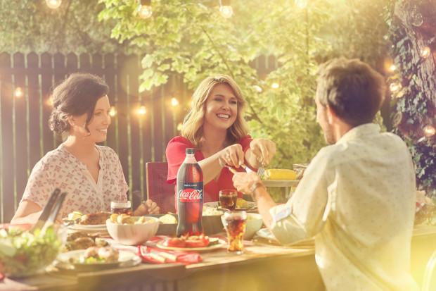 Coca-Cola zamieści na etykietach przepisy Ewy Wachowicz