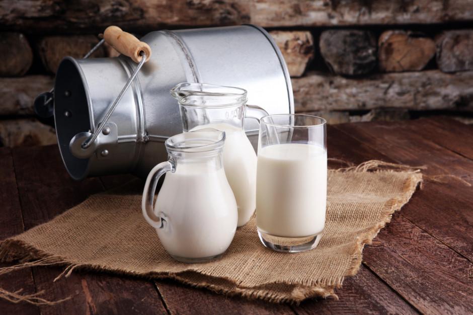 UE: Ceny skupu mleka w wiodących mleczarniach w czerwcu 2018 r