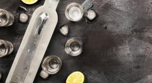 Produkcja wódki lekko spadła w pierwszym półroczu 2018 r.
