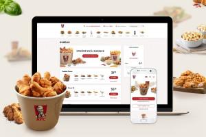 KFC inwestuje w e-commerce