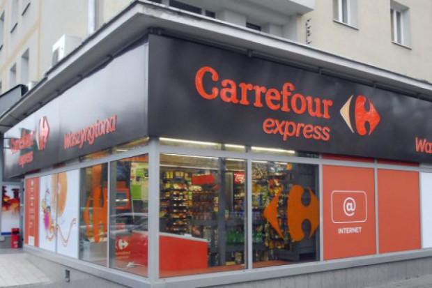 Carrefour zamknął 66 sklepów Express w I półroczu 2018