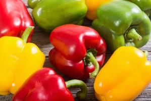 Bronisze: Tanie papryki, bakłażany, cukinie i pomidory