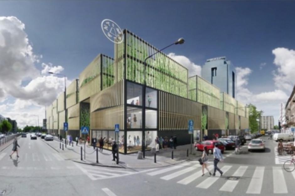 Implant - nowy projekt gastronomiczno-usługowy w Warszawie (wideo)