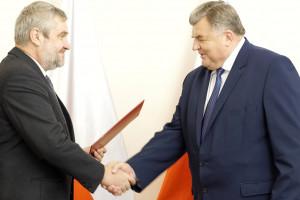 Tadeusz Romańczuk został sekretarzem stanu w MRiRW