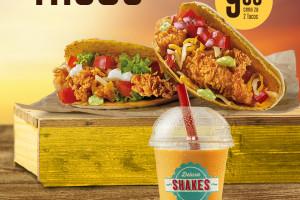 KFC wprowadza tacos w ofercie California Summer