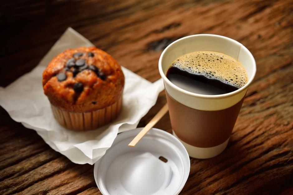 Sklepy piekarnicze chciałyby przejąć część klientów kawiarniom