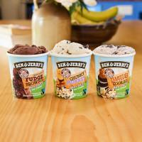 Wegańskie lody od Ben&Jerry's w Carrefour