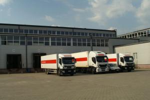 Poczta Polska rozbudowuje sieć logistyczną