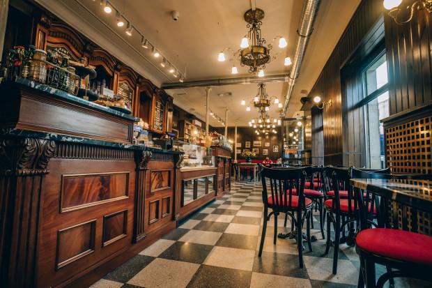 Green Caffè Nero otworzyło 64. kawiarnię