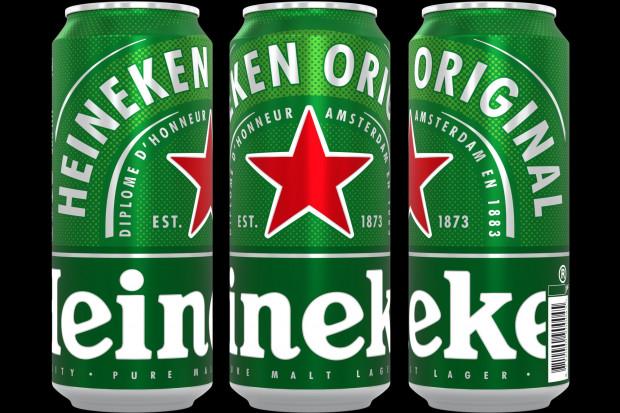 Heineken wprowadza nowe puszki