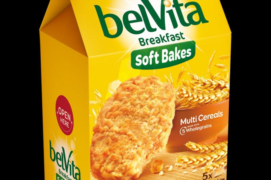BelVita Soft Bakes w nowym opakowaniu