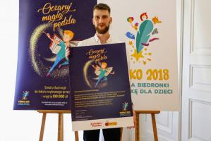 Namalował książkę dla Biedronki i zdobył 100 tys. zł