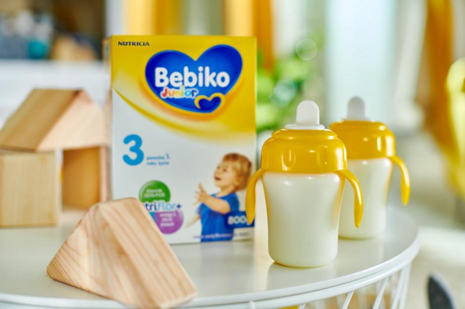 """Bebiko Junior z drugą odsłoną kampanii """"Wielkie potrzeby małych brzuszków"""