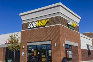Subway miał w 2017 roku więcej lokali niż McDonald's
