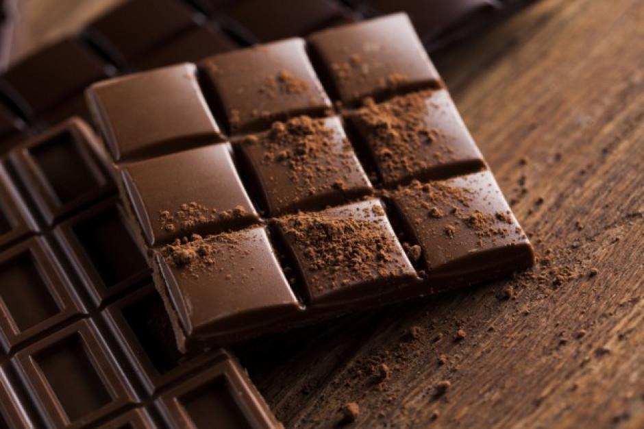 Produkcja czekolady i wyrobów wzrosła w ciągu siedmiu miesięcy 2018 r.