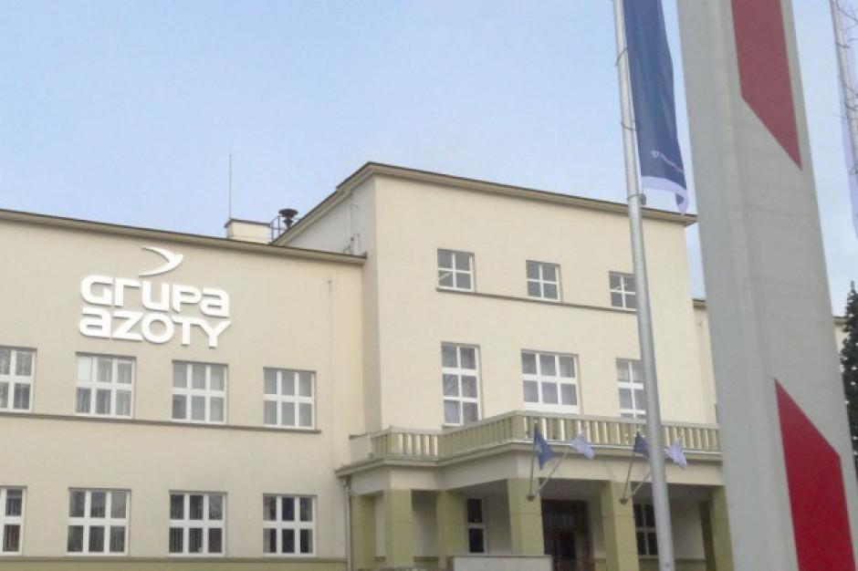 Grupa Azoty negocjuje przejęcia trzech firm zagranicznych