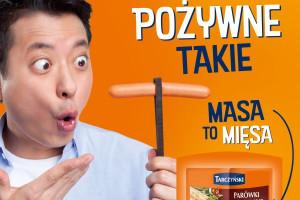 Rusza kolejna kampania reklamowa parówek premium Tarczyński