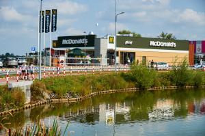 W Knurowie ruszył nowy McDonald's