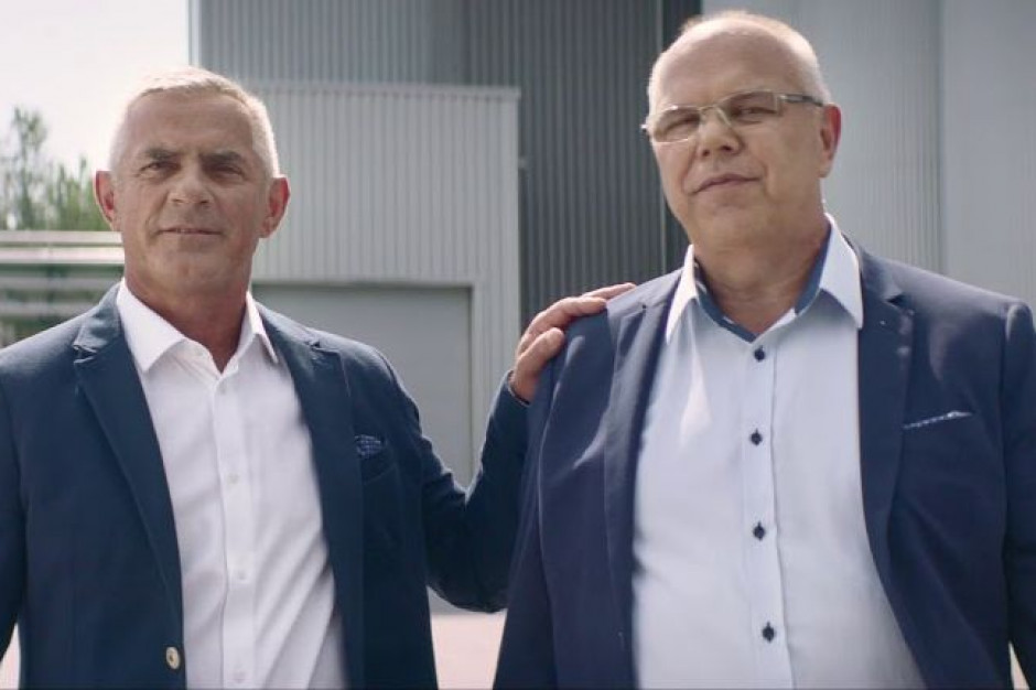 Polmlek: Andrzej Grabowski i Jerzy Borucki w reklamie sieci Lidl (wideo)