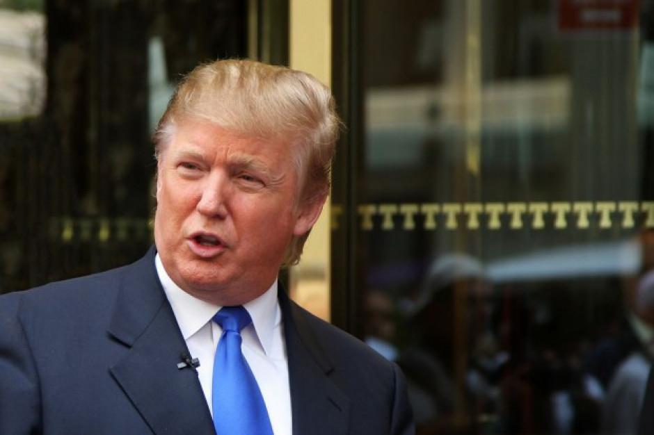 Donald Trump mówi o kolejnych cłach na chińskie towary