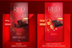 Chocolette Confectionary wchodzi do Wlk. Brytanii z serią niskokalorycznych czekolad Red