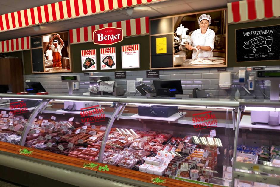 ZM Berger zapowiadają otwarcia kolejnych sklepów mięsnych