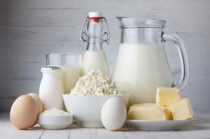 Spadła wartość eksportu produktów mleczarskich z UE do Chin