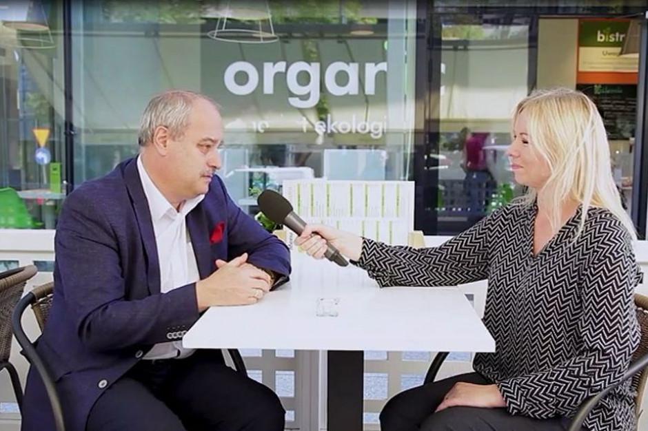 Prezes Organic Farma Zdrowia: Europejskie sklepy z żywnością ekologiczną zmieniają się (wideo)