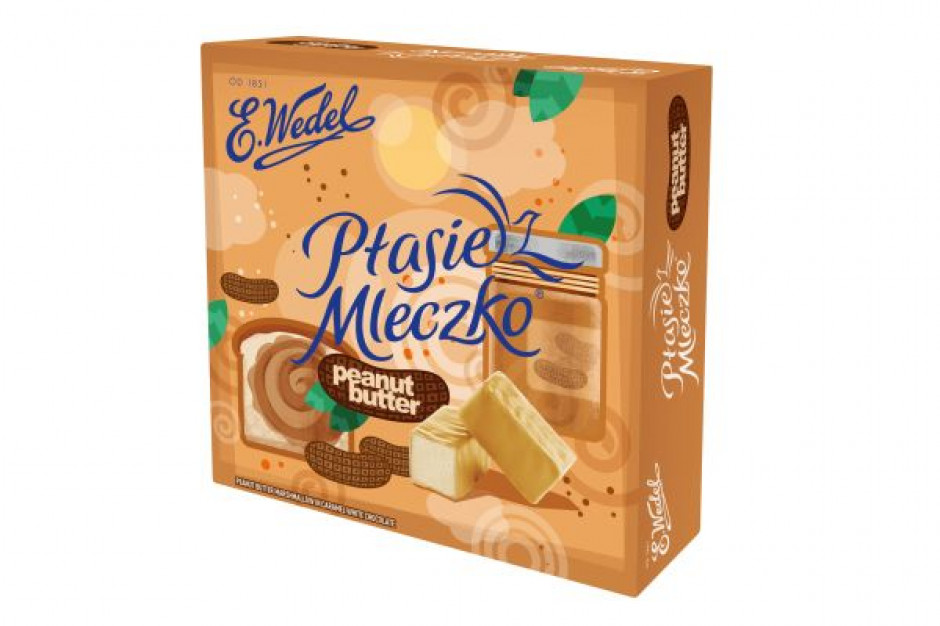 Wedel wprowadza nowe smaki pianek Ptasie Mleczko