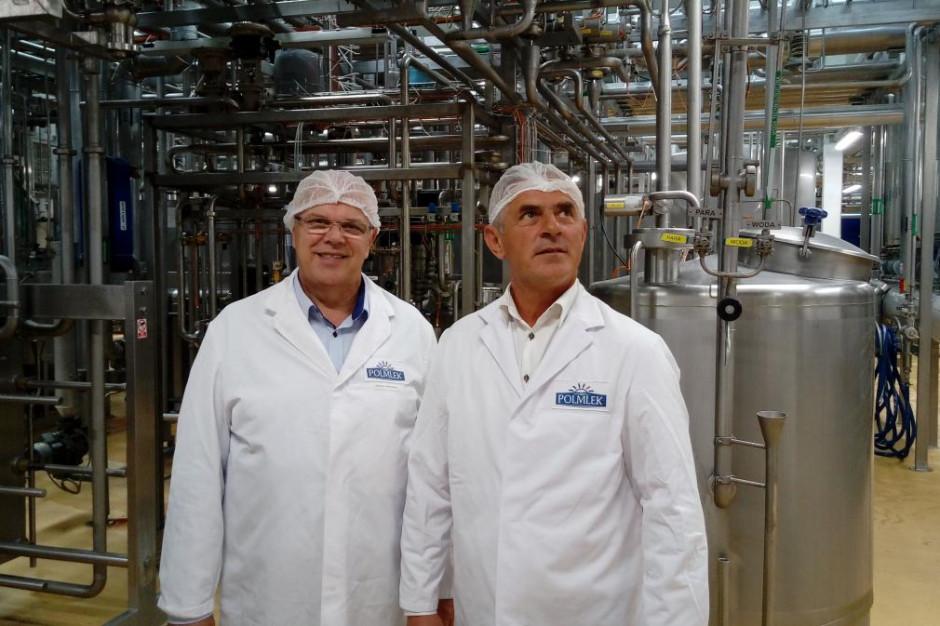 Polmlek: Złożyliśmy ofertę na przejęcie OSM Łowicz