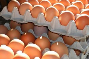 Credit Agricole: Rynek jaj odzyskał równowagę, choć ceny detaliczne nadal wysokie