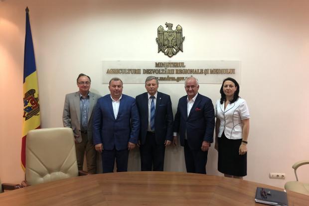 Przedstawiciele UPEMI z wizytą w Mołdawii