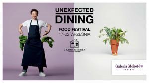 Galeria Mokotów organizuje festiwal kulinarny