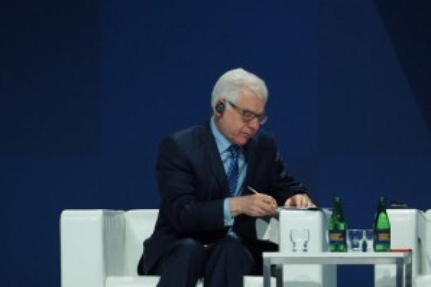 Minister Czaputowicz: Polska mostem między USA a UE