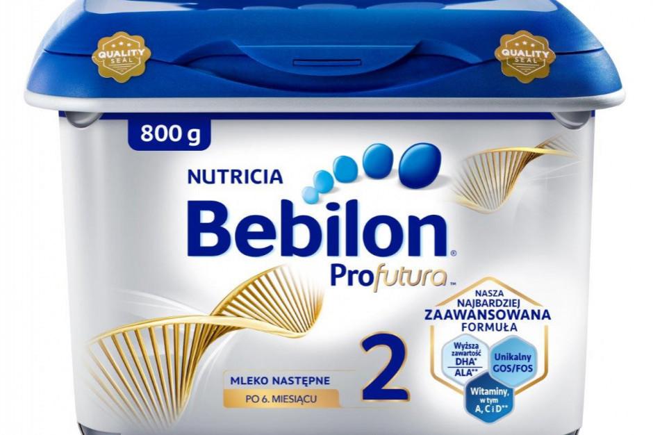 Bebilon Profutura 2 – nowe opakowanie i nowa kampania