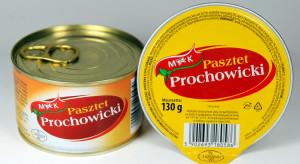 """Konshurt kupił markę """"Pasztet Prochowicki"""""""
