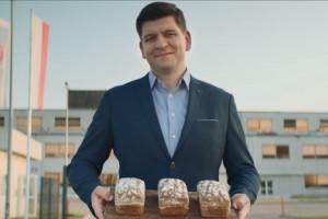 Michał Zajezierski z piekarni Nowel po raz drugi w reklamie Lidla (wideo)