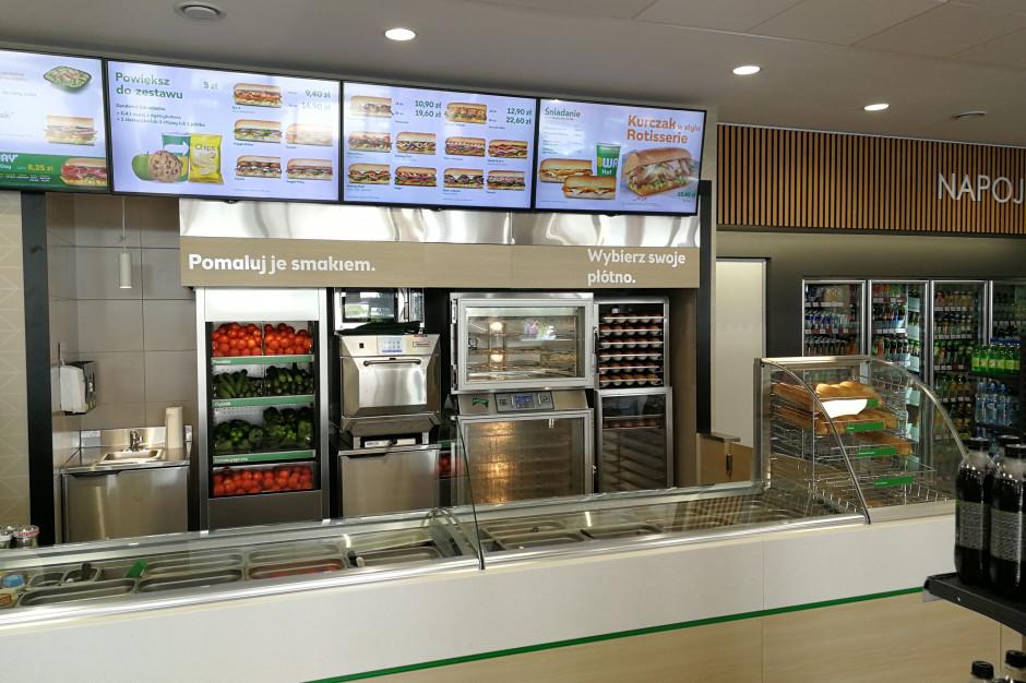 Subway wprowadza w Polsce koncept