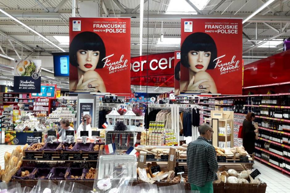 Carrefour Polska po raz czwarty głównym partnerem French Touch