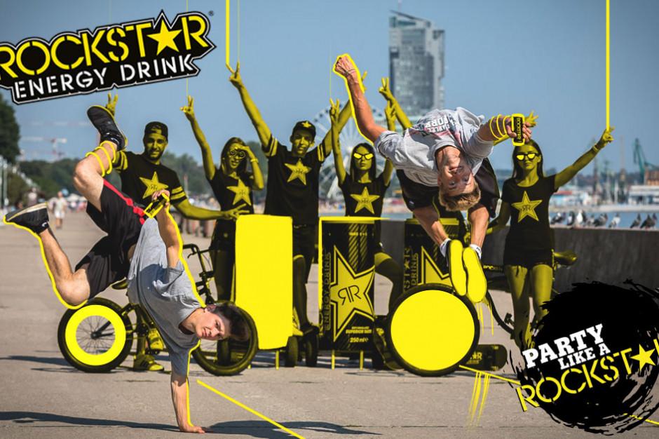 Biuro Podróży Reklamy Stworzyło Klipy Dla Kampanii Rockstar Energy