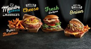 McDonald's wraca z ofertą burgerów premium