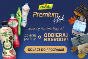 """Zbyszko Company wprowadza program """"Zbyszko Premium Club -Jesienny Festiwal Nagród"""" dla Punktów Sprzedaży Detalicznej"""