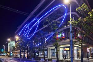 Nowa Biedronka w zabytkowym budynku Warszawy