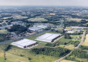 Panattoni Europe rozpoczął realizację największego kompleksu magazynowego na Podbeskidziu