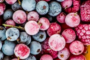 Mniejsza produkcja mrożonych owoców w UE