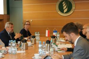 Polsko-francuskie rozmowy na temat perspektyw współpracy w obszarze rolnictwa