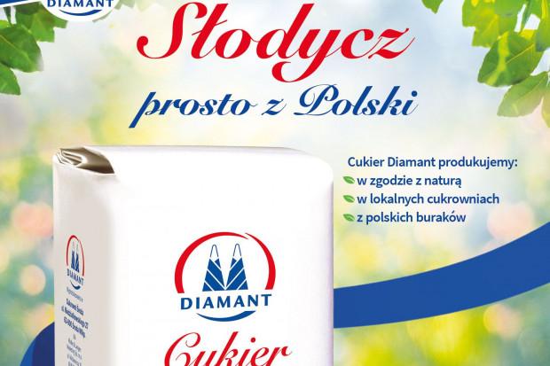 Pfeifer & Langenzapewnia: Cukier biały Diamant z polskich buraków!